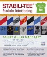 Stabili-TEE Fusible Interfacing Pack 60in x 72in