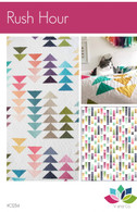 Rush Hour Quilt Pattern by V and Co