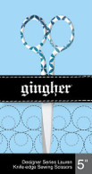 Lauren Gingher Designer Series 5in Knife Edge Scissors