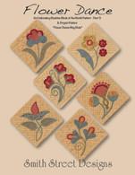Flower Dance Part 3 - Flower Dance Mug Mats with CD
