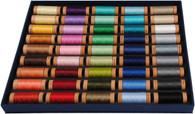 Aurifil Best Selection 80wt Cotton 45 Small Spools