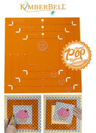 Orange Pop Rulers Square Set