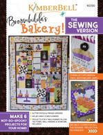 Broomhildas Bakery Book Sewing Version
