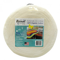 Bosal Katahdin On a Roll 100% Organic Cotton 3oz 2-1/4in x 50yds