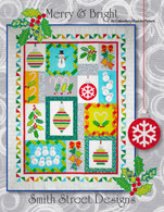 Merry and Bright Machine Embroidery CD