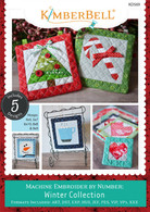 Machine Embroider by Number Winter Collection Machine Embroidery CD