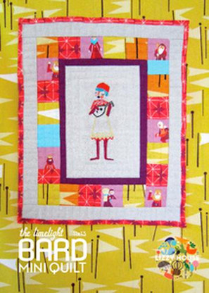 Limelight Bard Mini Quilt