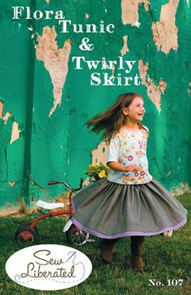 Flora Tunic & Twirly Skirt