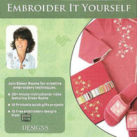 Quick Gifts for Mom, Dad and Grad Embroider it Yourself