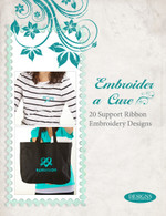 Embroider a Cure Embroidery Designs with CD