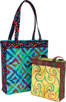 Anything Goes Tote Pattern