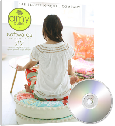 Amy Butler Software CD-ROM
