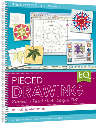 Pieced Drawing Exercises in Pieced Block Design in EQ7