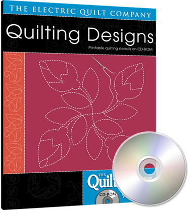 Quiltmaker's Quilting Designs Volume 1 CD-ROM