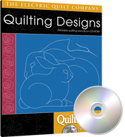 Quiltmaker's Quilting Designs Volume 2 CD-ROM