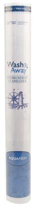 AquaMesh Wash Away Stabilizer 20in x 10yd