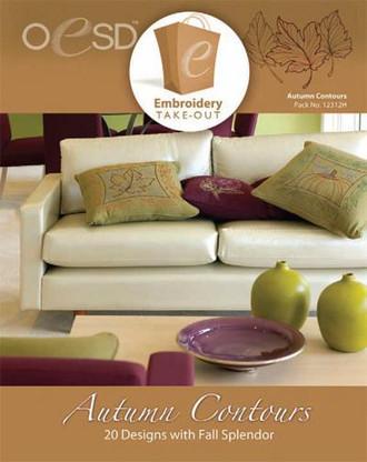 Autumn Contours CD