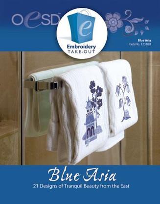 Blue Asia CD