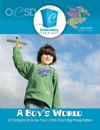 A Boy's World CD