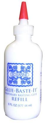 Roxanne Glue Baste It Refill Size 6oz