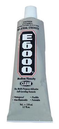 Amazing E-6000 Glue 3.7oz
