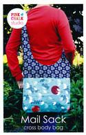 Mail Sack Cross Body Bag Pattern