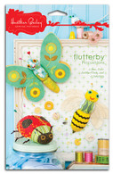 Flutterby Pincushions Pattern