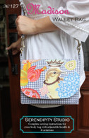 Madison Wallet Bag Pattern