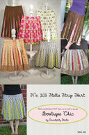 Stella Strip Skirt