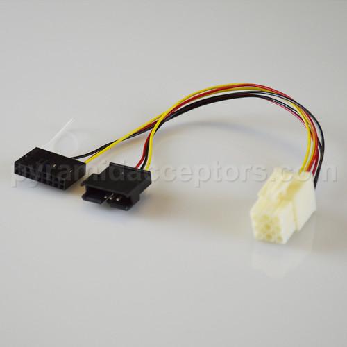 HSV-300, BL-600 & BL-700 Retrofit Adapter Harness (05AA0007)