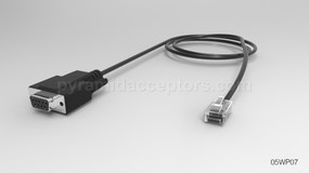 Serial RS-232 DB9 Harness (Reliance) (05WP07)