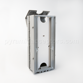 200-Note Plastic Non-Locking Cashbox Cassette for Apex Stacker (02AA30N2)