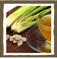 green tea lemongrass (votive)