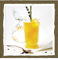 orange lemongrass (votive)