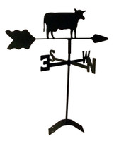 TLS1010RM Cow Roof Mount Weathervane