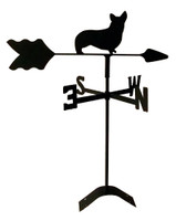 TLS1009RM Corgi Roof Mount Weathervane