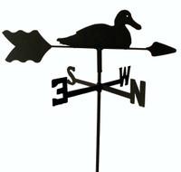TLS1015IN Duck Garden Style inground Weathervane