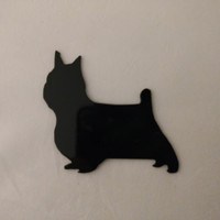 West Highland Terrier Refrigerator Magnet