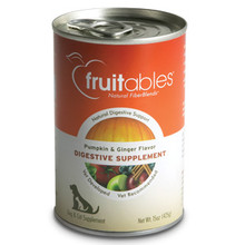 Fruitables Pumpkin Digestive Supplement 15oz