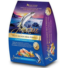 Zignature Limited Ingredient Trout & Salmon Meal Formula Dry Dog Food