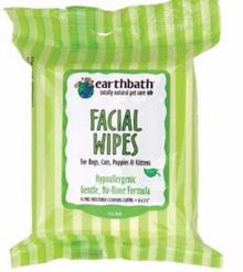 EARTHBATH Wipes Facial 25ct