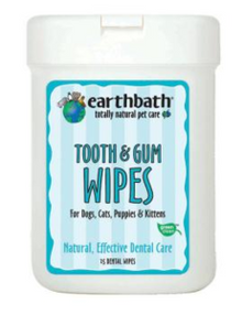 EARTHBATH Wipes Dental 25ct