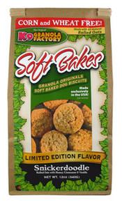 K9 Granola Factory Snickerdoodle Soft Bakes