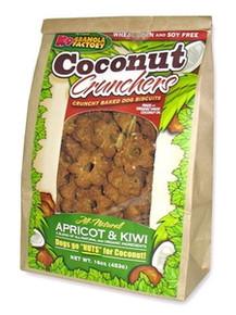 K9 Granola Factory Coconut Cruncher Apricot & Kiwi 16 oz