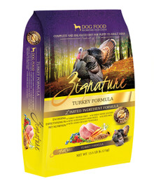 Zignature Limited Ingredient Turkey Formula Dry Dog Food