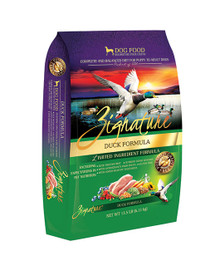 Zignature Limited Ingredient Duck Formula Dry Dog Food