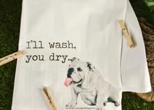 Mi Bellamore: I'll wash you dry towel