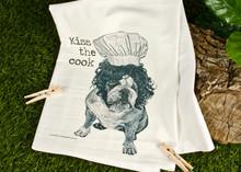 Mi Bellamore: Kiss the cook towel
