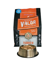 Grandma Lucys Valor Turkey & Quinoa Gluten-Free Food for Dogs 3 lb