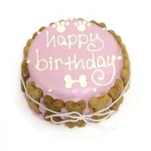Bubba Rose Pink Cake